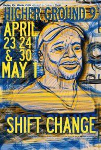 Shift Change poster