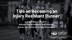 Injury Resistant