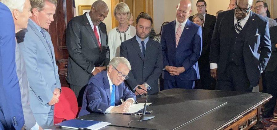 Gov. DeWine signs Name, Image & Likeness Executive Order