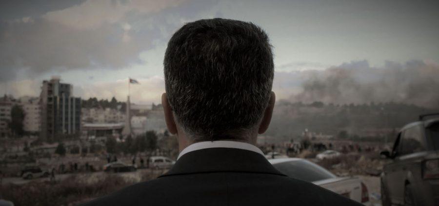 Mayor looks over city