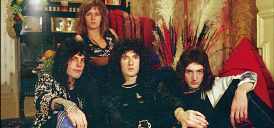 """Rock band """"Queen"""""""