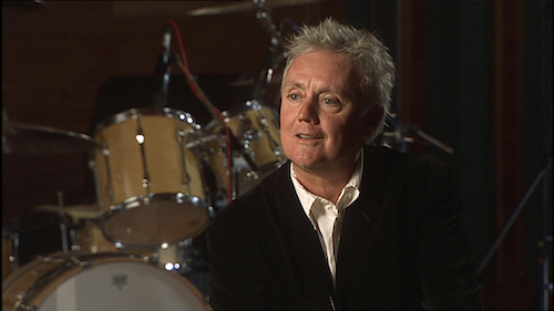 Roger Taylor, drummer for Queen.