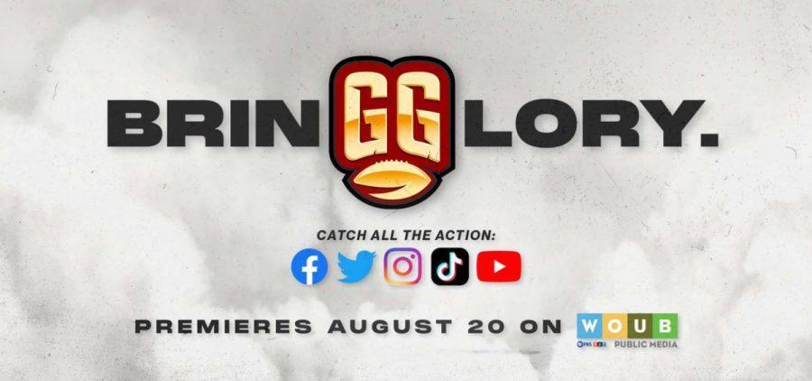 Gridiron Glory Premiere Graphic