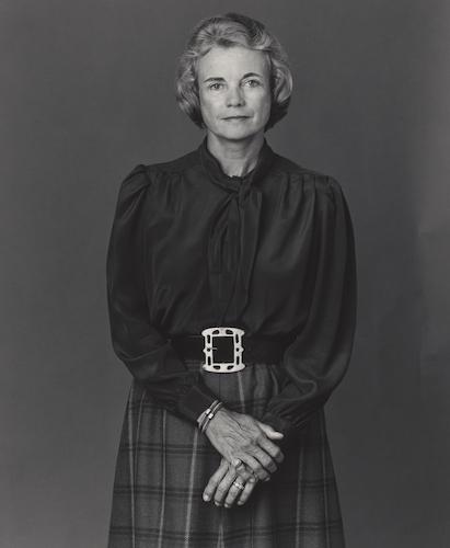 Sandra Day O'Connor, 1982