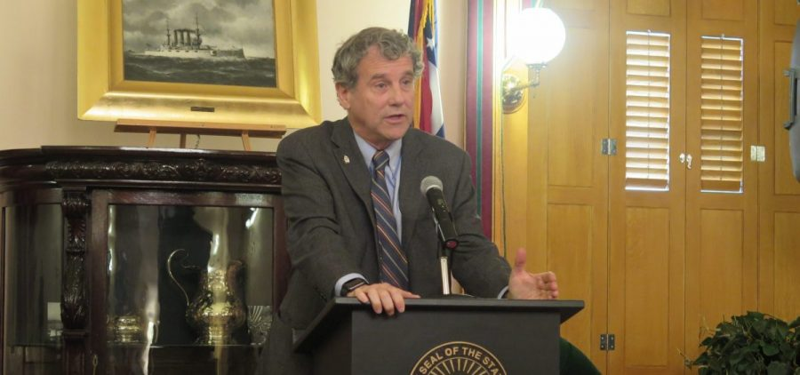 U.S. Senator Sherrod Brown (D-Ohio) says it's 20 years since the last time changes have been made to the Supplemental Security Income program.